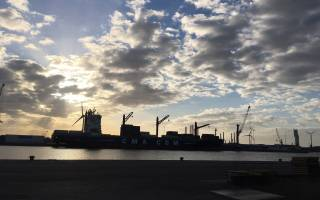 Merger Zeeland Seaports and the Port of Ghent already on January 1, 2018