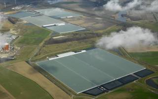 Grootscholte/4Evergreen buys 40 hectares land for horticulture Terneuzen