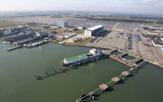 Alpha Terminals invests in new liquid bulk terminal in North Sea Port
