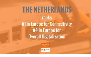 The Netherlands Leads in Connectivity, Says European Commission