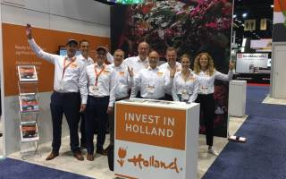 Invest in Zeeland met Invest in Holland-partners op IFT Food Expo Chicago