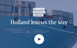 De Holland Logistics Library zet logistiek Nederland op de kaart