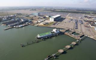 North Sea Port on course for new annual record